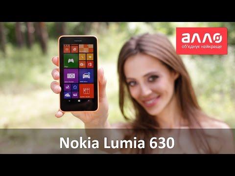 Видео-обзор смартфона Nokia Lumia 630