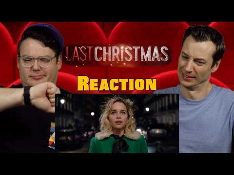 Last Christmas – (Early Switchmas) Trailer Reaction / Review / Rating