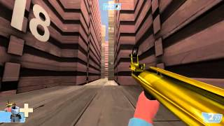 TF2 Soldier Rocket Jumping Jump Beef