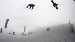 Monster Energy: The Shred Show 2013 - Boarderstyle