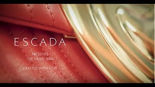 ESCADA Making of the Heart Bag