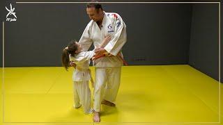 Judo parents/enfants 5-7 ans #1 avec Matthieu et Ambre