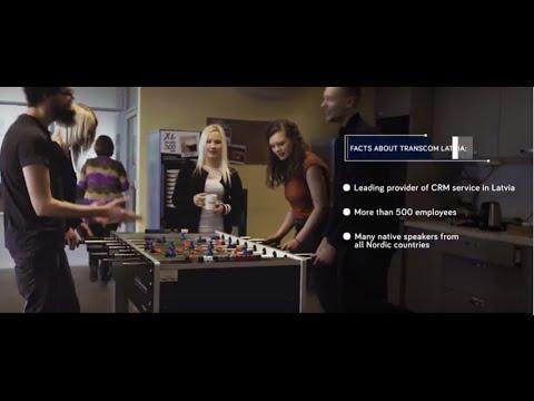 Job opportunities in Transcom Latvia  Customer Service Representative for Netflix