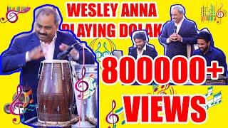 Download lagu John Wesley anna on Dolak with Sandy || Noel || Finny || Prabha