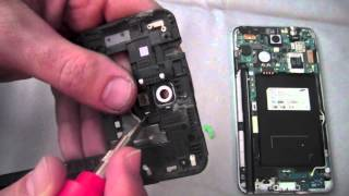 How to Replace the Camera Lens on the Galaxy Note 3