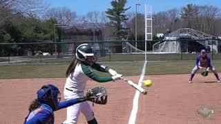 Babson Softball vs. Coast Guard (4/21/18)