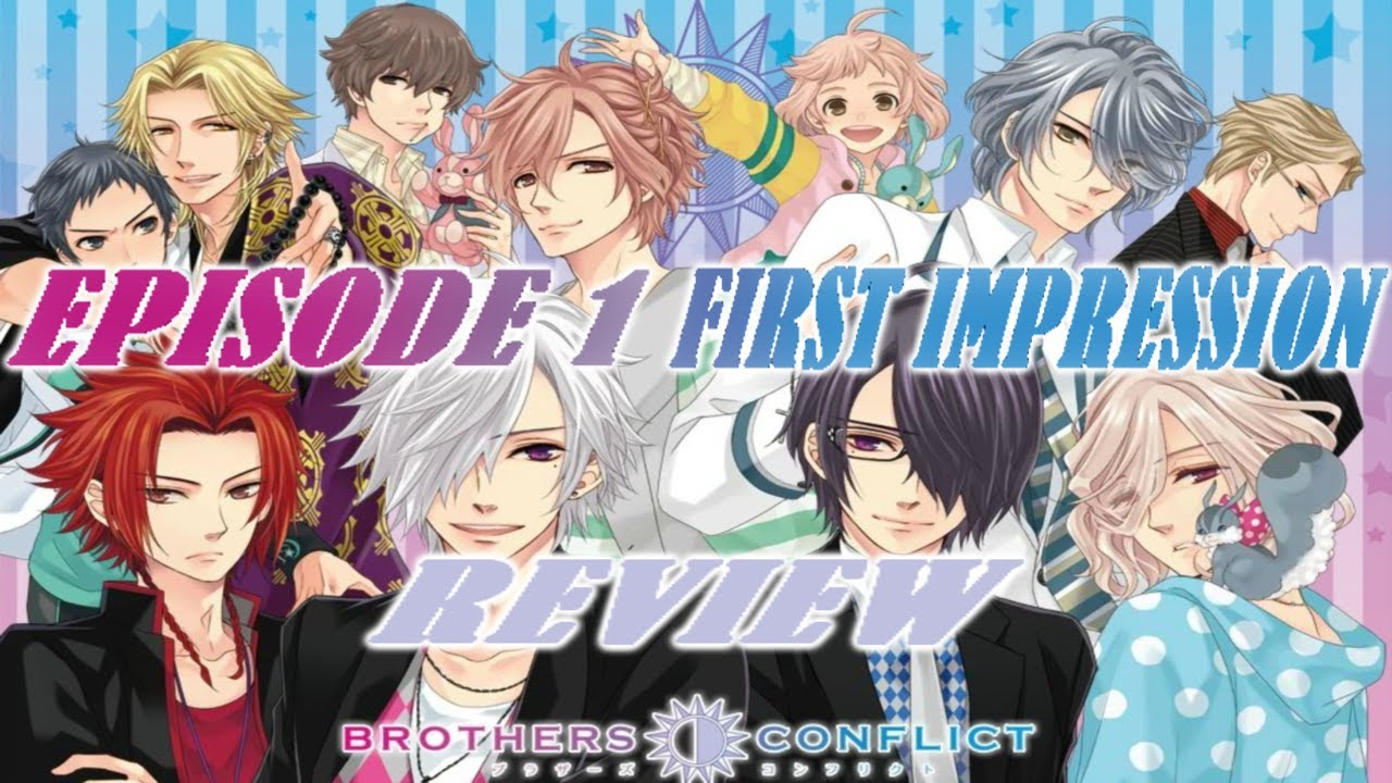 Brother conflict sub indo episode 13 : Beauty and the beast
