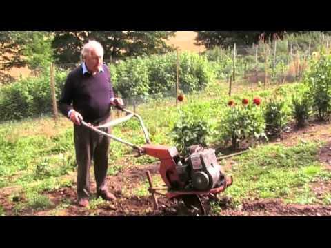 Rotavating your garden - expert advice - YouTube