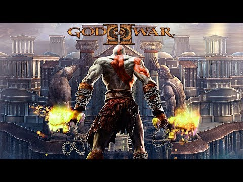 GOD OF WAR 2 Full Game Walkthrough - No Commentary [Longplay]
