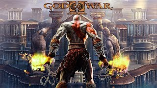 GOD OF WAR 2 Full Game Walkthrough - No Commentary [Longplay]