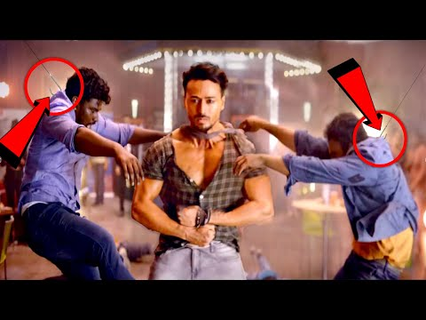 "(15 Mistakes) In Baaghi 3 Official Trailer | Plenty Mistakes In "" Baaghi 3 "" -  Tiger Shroff"