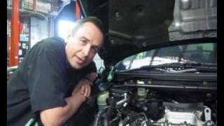 Mitsubishi EVO X Story Pt 15 Clutch master cylinder fault