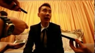 WEDDING OF THE YEAR  : Dato Lee Chong Wei dan Datin Wong Mew Choo