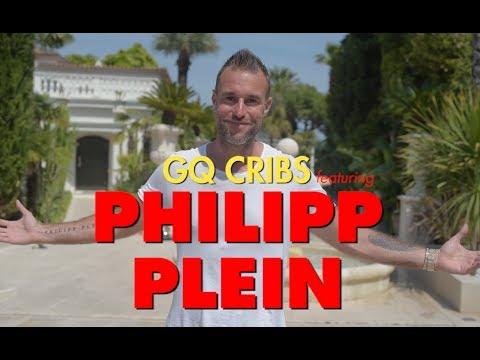 Philipp Plein : visite privée dans sa villa à Cannes  |  GQ Cribs