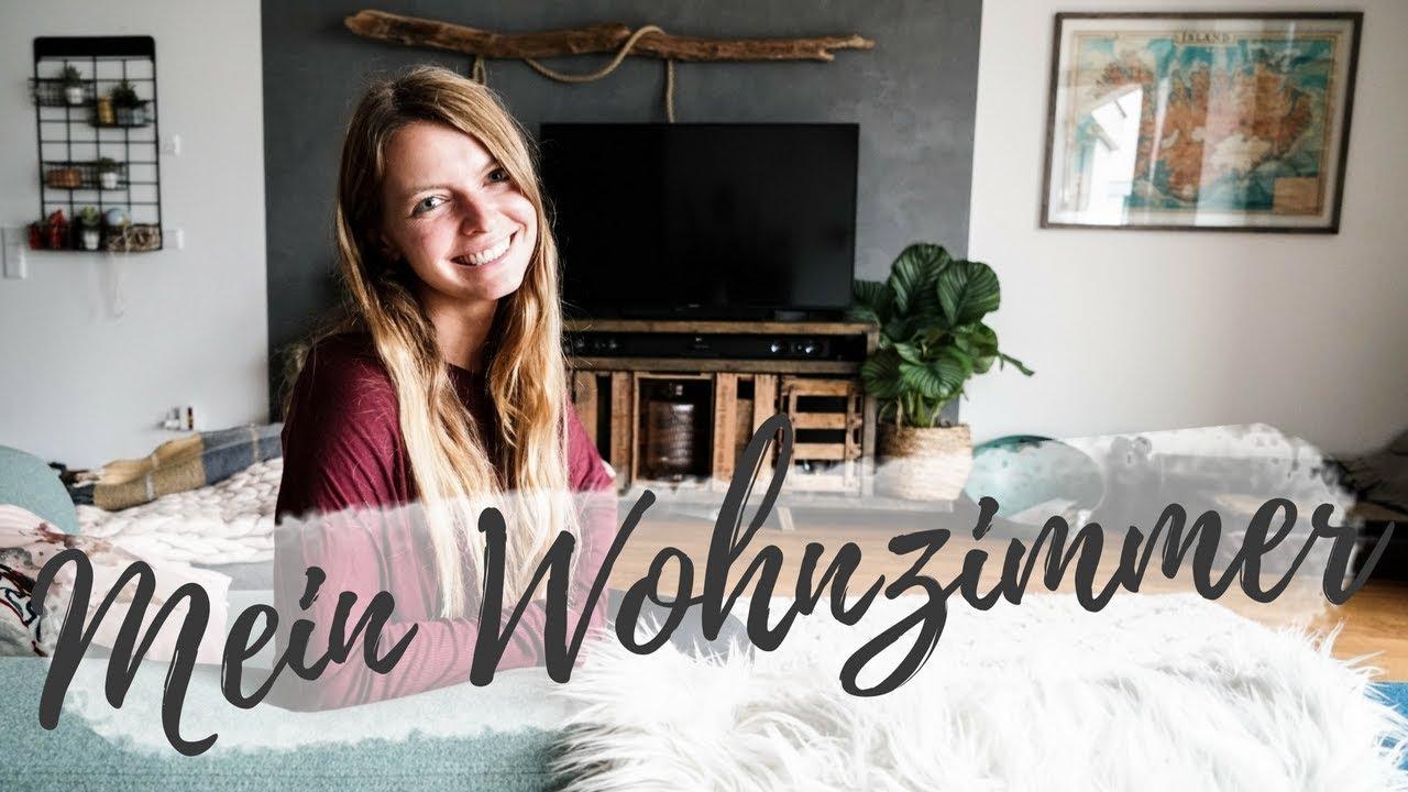 ROOMTOUR #3 | Mein Wohnzimmer | Lilies Diary
