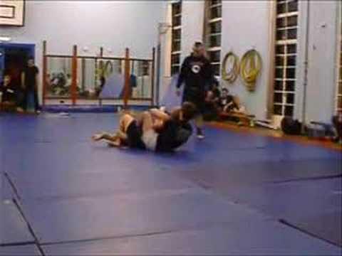 Pete Hodgson v. Mark Sutton - DUMMA Fight #41