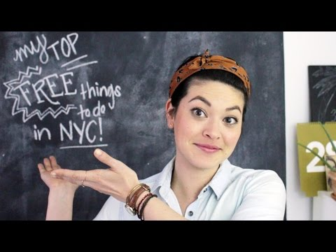 TOP FREE THINGS TO DO IN NYC!