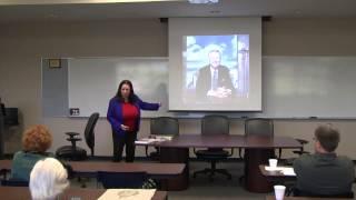 2014 3 20 HNWCC Public Safety Forum   Lois Gibson
