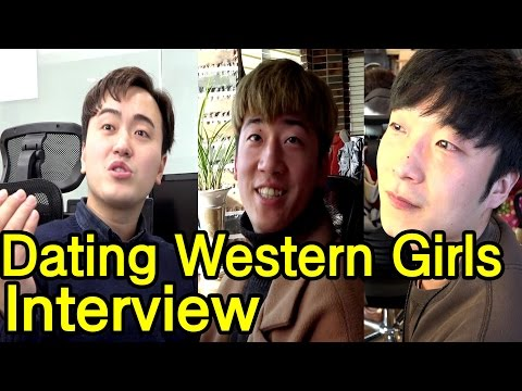 foreigner dating korean girl