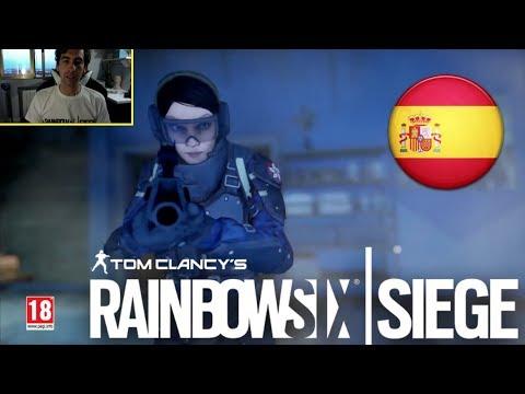 Rainbow six siege: REACCION AL TRAILER OFICIAL BLOOD ORCHID