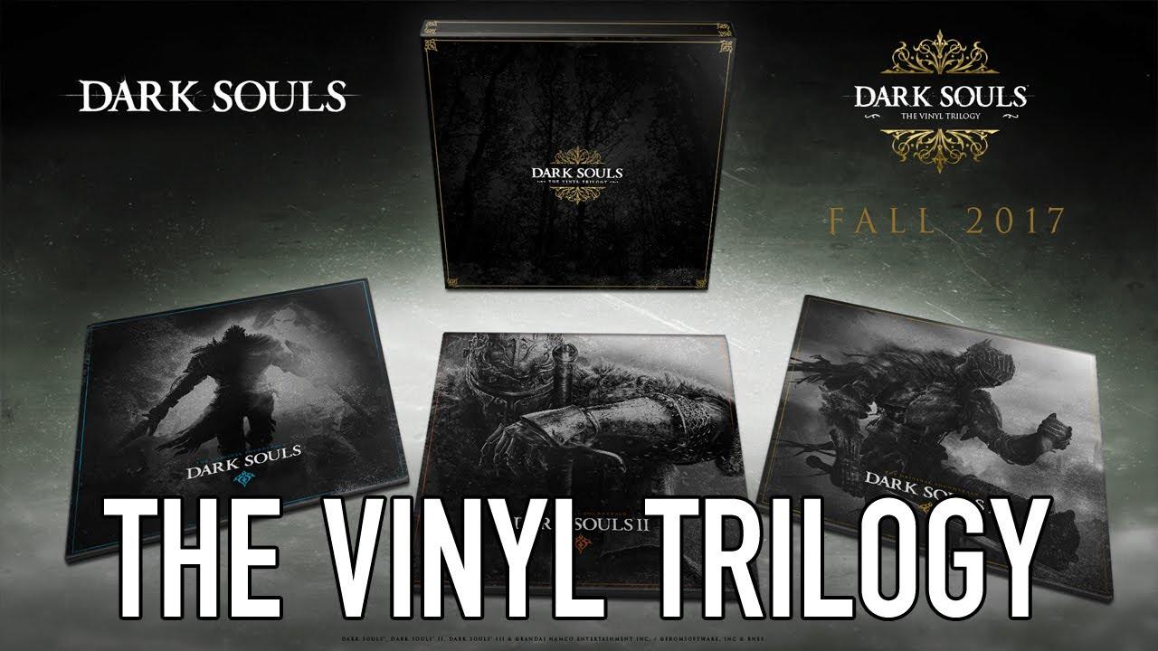 Dark Souls Trilogy Soundtracks Getting Limited Edition Vinyl Release
