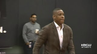 Raptors President Ujiri Won't Be Charged For Shoving Deputy At Oracle Arena