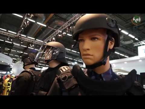 Milipol Paris 2017 News Internal State Homeland Security Police exhibition France Day 1