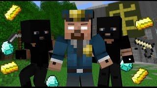 If Herobrine Was The Police Minecraft