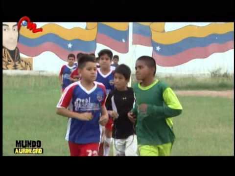 Escuela de fútbol Real Frontera en Mundo Aurinegro