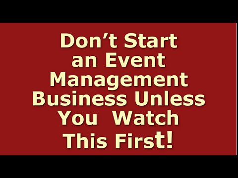 how-to-start-a-event-management-business-|-including-free-event-management-business-plan-template
