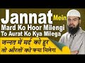 Jannat Mein Mard Ko Hoor Milengi To Aurat Ko Kya Milega By Adv. Faiz Syed