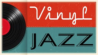 Vinyl JAZZ - Relaxing Background Bossa Nova JAZZ Music for Stress Relief