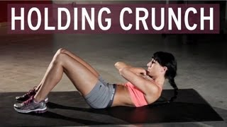 Holding Crunch - XFit Daily