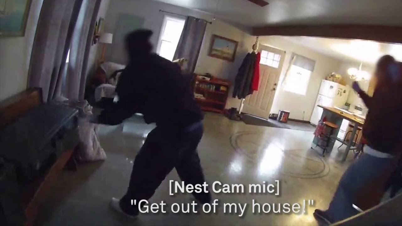Nest Cam Owner Catches Burglars In Act On Her Phone