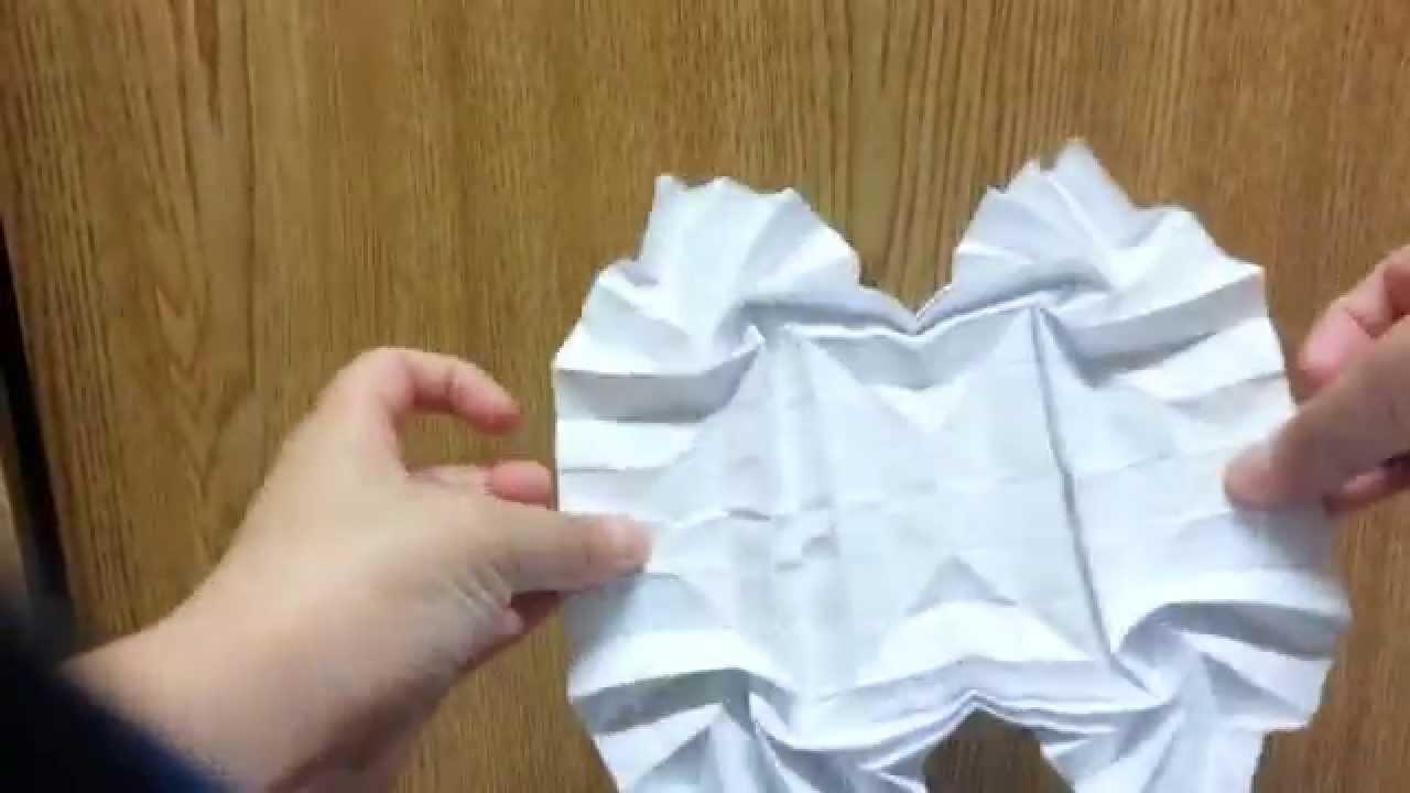 Origami Quadruple Iso-Area Flasher, Designed By Jeremy ... - photo#7