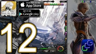 MOBIUS Final Fantasy Android iOS Walkthrough - Part 12 - Tomekeep, Artisan's Palace 1st 2nd Floor