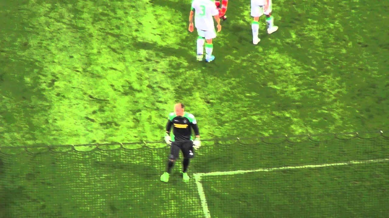 Gladbach Bayern 3:1