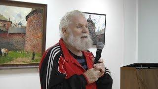 Открытие выставки художника Колотилова А.А.