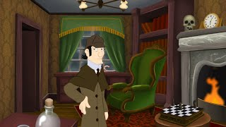 Sherlock Holmes 2 Fast Walkthrough