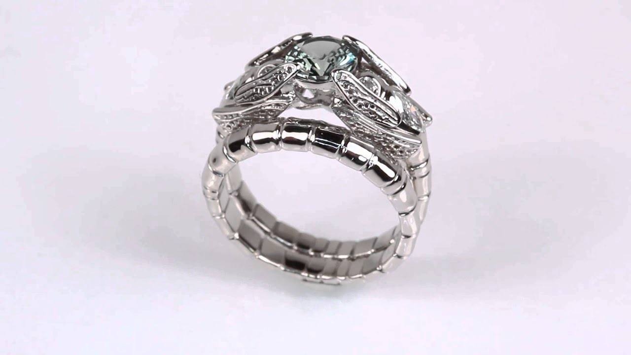 rings diamond engagement fresh jewelry with of attachment dragonfly diamonluxe tififi co
