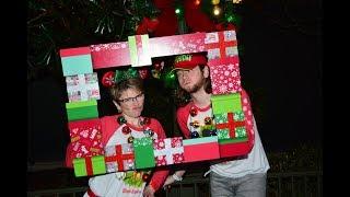 Walt Disney World Christmas Vacation Dec. 2018 Vlog #3- Mickey's Very Merry Christmas Party