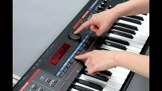 Урок синтезатора