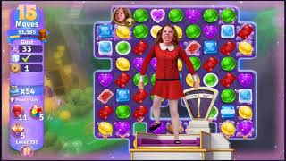Wonka's World of Candy Level 392 - NO BOOSTERS + FULL STORY ???? | SKILLGAMING ✔️