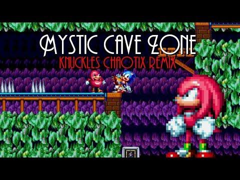Sonic 2 - Mystic Cave Zone (Knuckles Chaotix Remix)