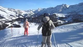 Швейцарские каникулы. Умный отдых на горных лыжах с ЦГТ