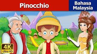 Video Pinocchio | Kartun kanak-kanak | Cerita kanak kanak | 4K UHD | Malaysian Fairy Tales download MP3, 3GP, MP4, WEBM, AVI, FLV Juli 2018