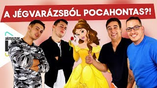 A Jégvarázsból POCAHONTAS?! Beniipowa, Zsozeatya, GoodLike és Zozo Kempf felelnek: Disney hercegnők
