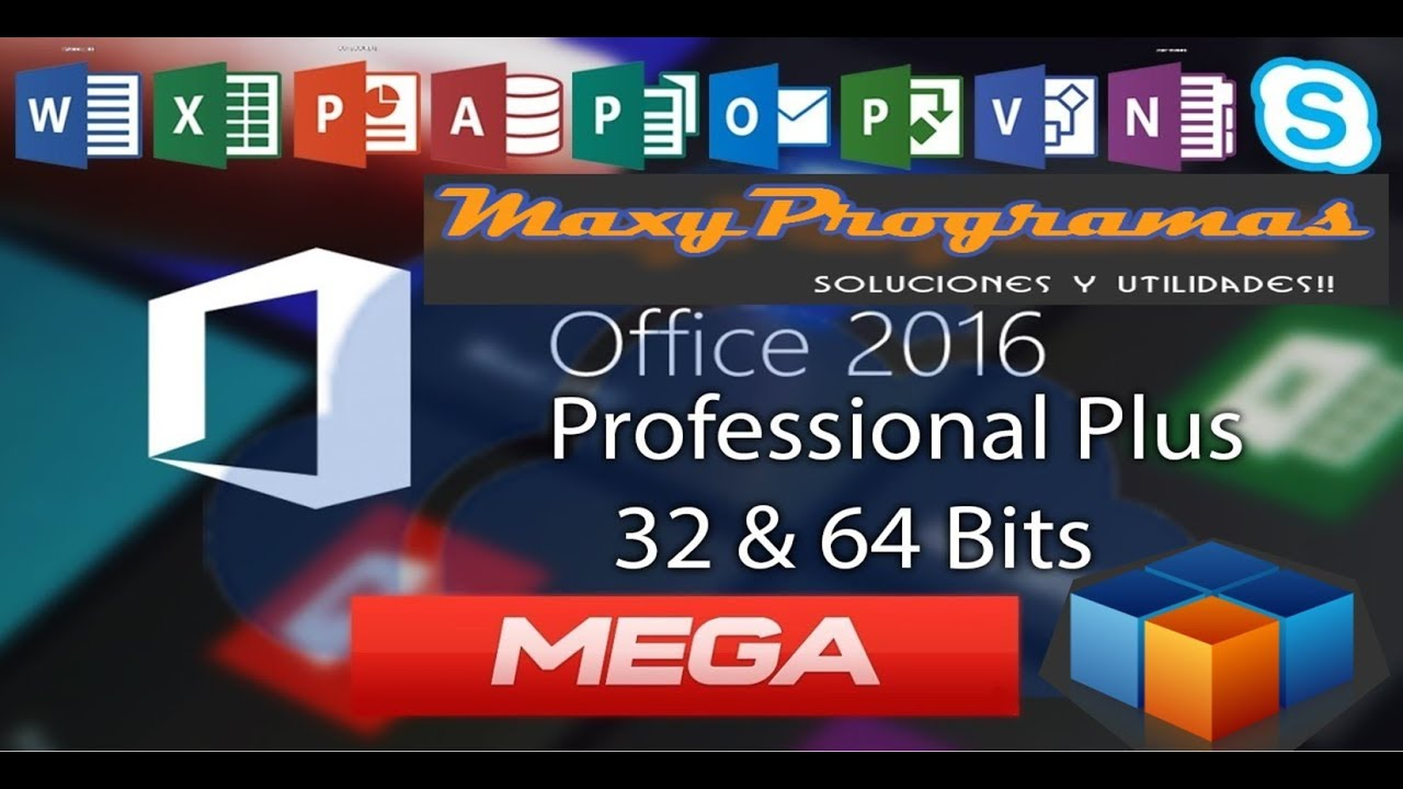 Activar Office 2016 Project Visio Full Español Mega 32 Bits Chat