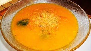 Receta de sopa de zapallo - Recetas de cocina saludable