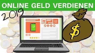 SERIÖS ONLINE GELD VERDIENEN - Top 5 Websites zum Geld verdienen im Internet